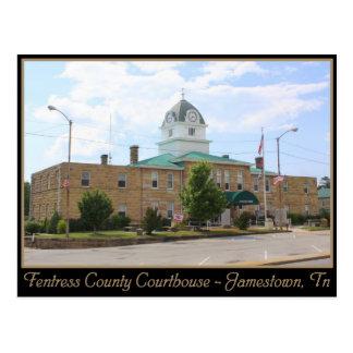 Postal Tribunal del condado de Fentress - Jamestown, TN