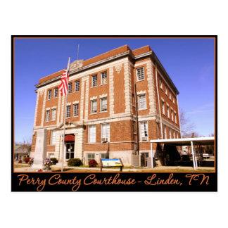 Postal Tribunal del condado de Perry - tilo, TN