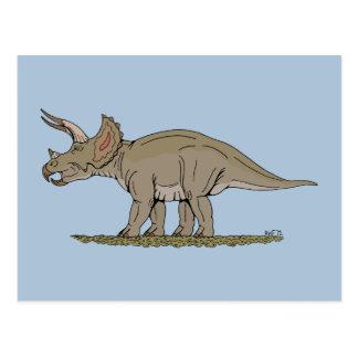 Postal Triceratops