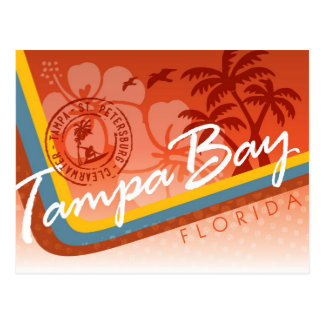 Postal tropical de Tampa Bay