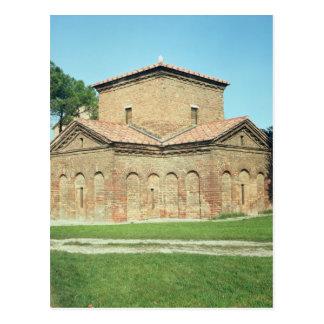 Postal Tumba de Galla Placidia, c.450