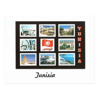 Postal Túnez