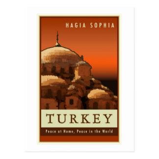 Postal Turquía