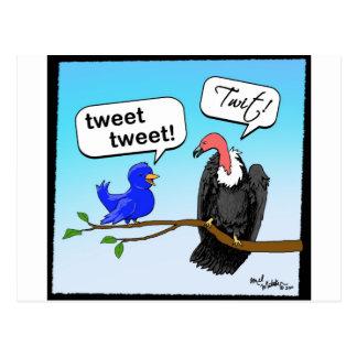 Postal Twit