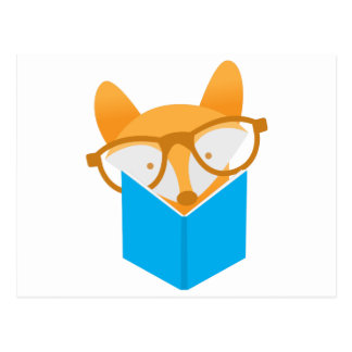 Postal una lectura linda del zorro
