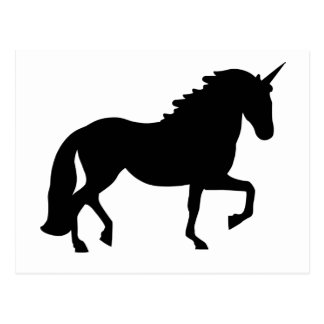 Postal Unicornio