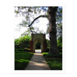 Postal Universidad de Inés Scott, Atlanta, Georgia