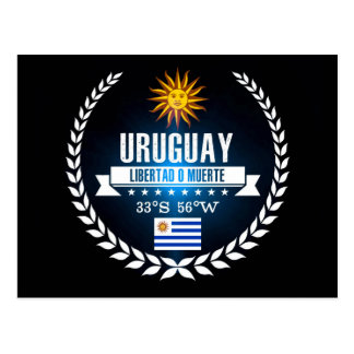 Postal Uruguay