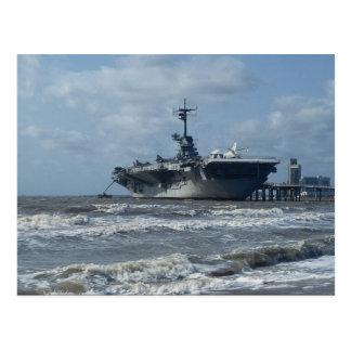 Postal USS Lexington
