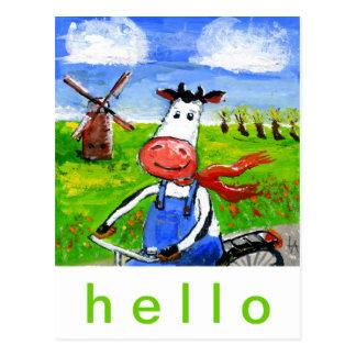 Postal Vaca Biking