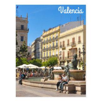 Postal Valencia