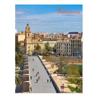 Postal Valencia, España