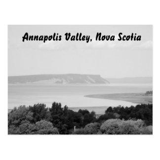 Postal Valle de Annapolis, Nueva Escocia