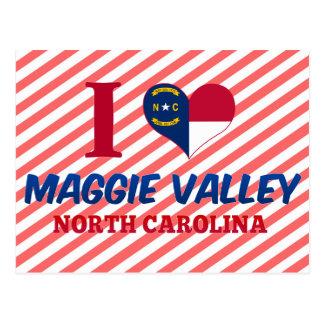 Postal Valle de Maggie, Carolina del Norte