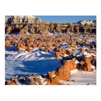 Postal Valle del Goblin, Utah