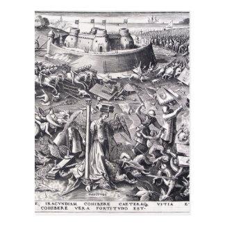 Postal Valor de Pieter Bruegel la anciano