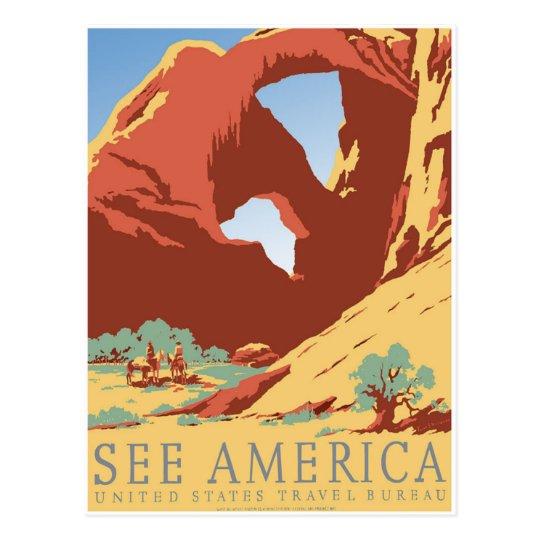 Postal Vea América