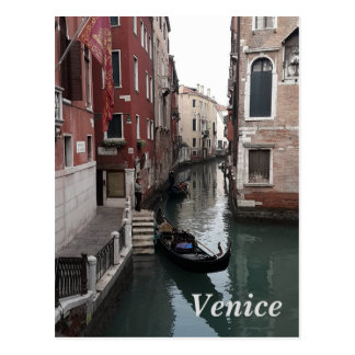 Postal Venecia