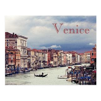 Postal Venecia - Italia