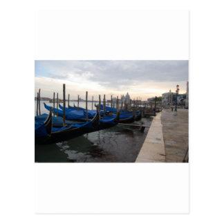 Postal Venecia Italia