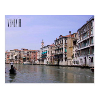 Postal Venezia