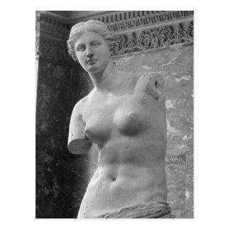 Postal Venus de Milo