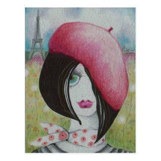 Postal Verano en París