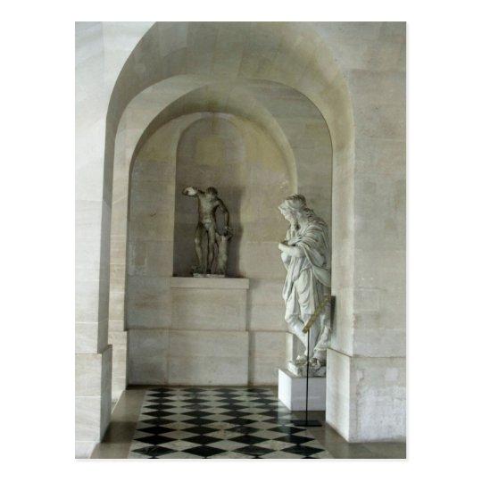 Postal Versalles