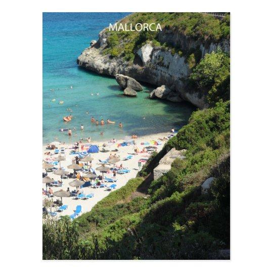 postal vertical Calas de Mallorca