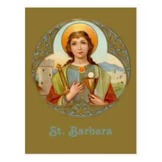 Postal Vertical del St. Barbara (BK 001)