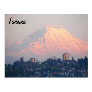 Postal Viaje de Tacoma, Washington