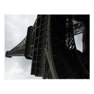 Postal - viaje Eiffel