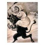 Postal victoriana Krampus