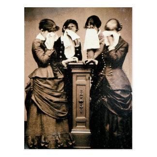 Postal Victorians de luto