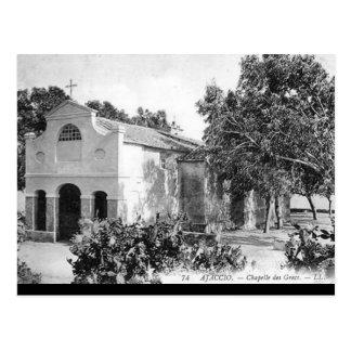 Postal vieja - Ajacio, Corse