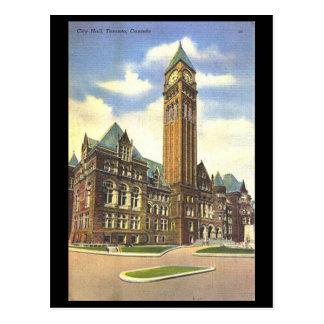 Postal vieja - ayuntamiento, Toronto, Ontario