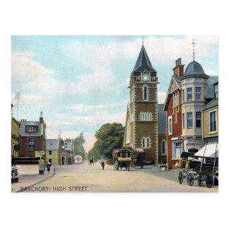 Postal vieja - Banchory, Aberdeenshire