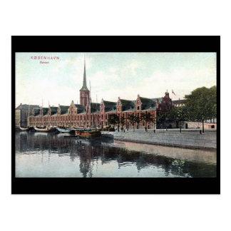 Postal vieja - Copenhague, Dinamarca