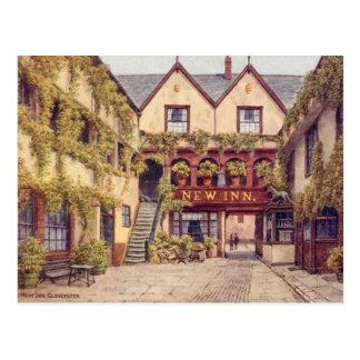 Postal vieja - el nuevo mesón, Gloucester