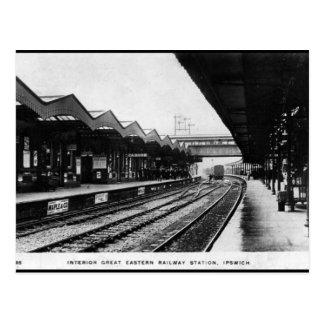 Postal vieja - ferrocarril de Ipswich