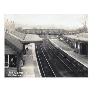 Postal vieja - ferrocarril, Heyford, Oxon