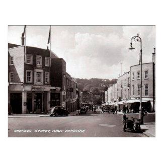 Postal vieja - High Wycombe, Buckinghamshire