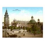 Postal vieja - Kraków, Polonia