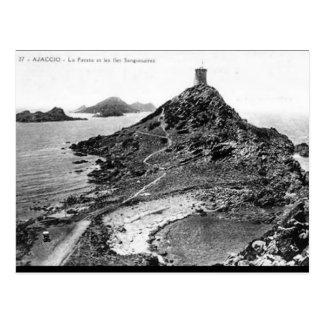 Postal vieja - La Parata, Corse