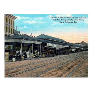 Postal vieja - New Orleans, Luisiana