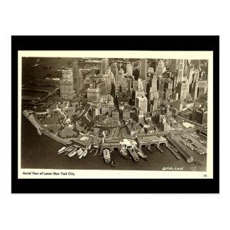 Postal vieja, New York City