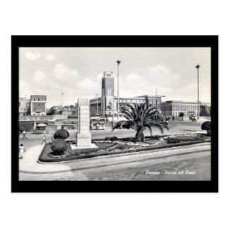 Postal vieja - Pescara, Piazza del Ponte