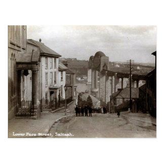 Postal vieja - Saltash, Cornualles