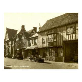Postal vieja - Stratford-sobre-Avon
