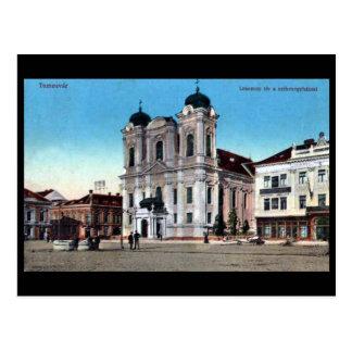 Postal vieja - Timisoara, Rumania